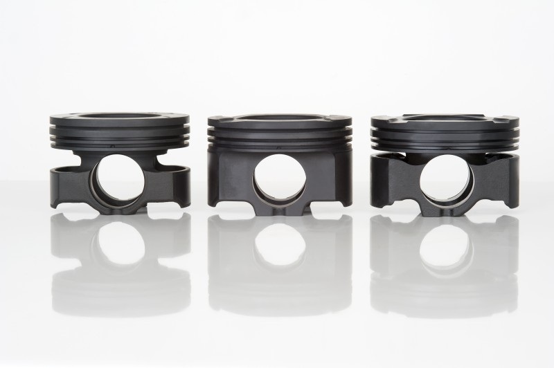 MAHLE steel pistons for passenger car diesel engines
