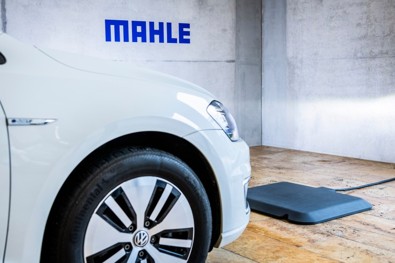 MAHLE wireless charging technology